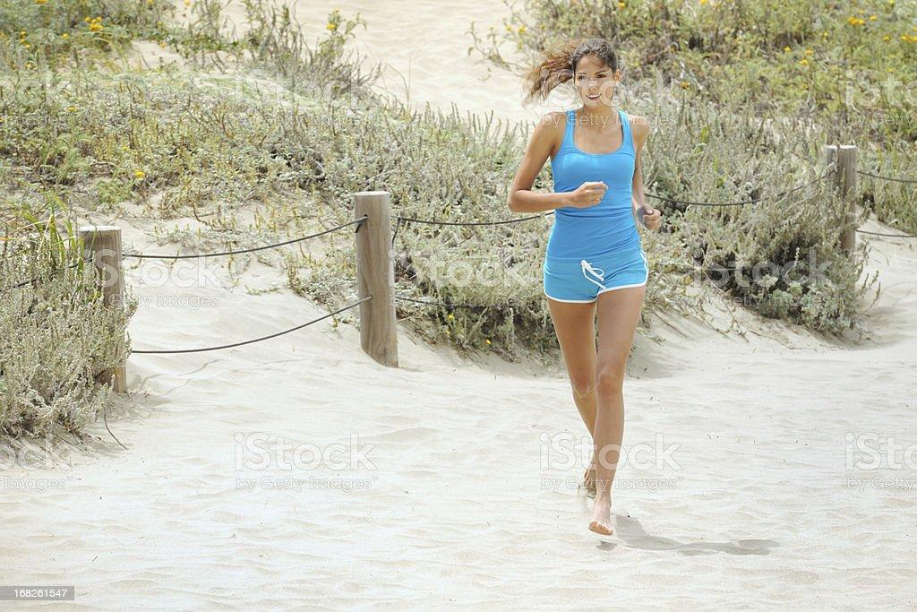 Daily Outdoor Fitness (XXXL) royalty-free stock photo