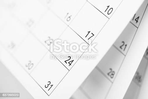 184357018 istock photo Daily plans 637393020