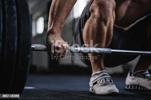 istock Daily workout 860148388