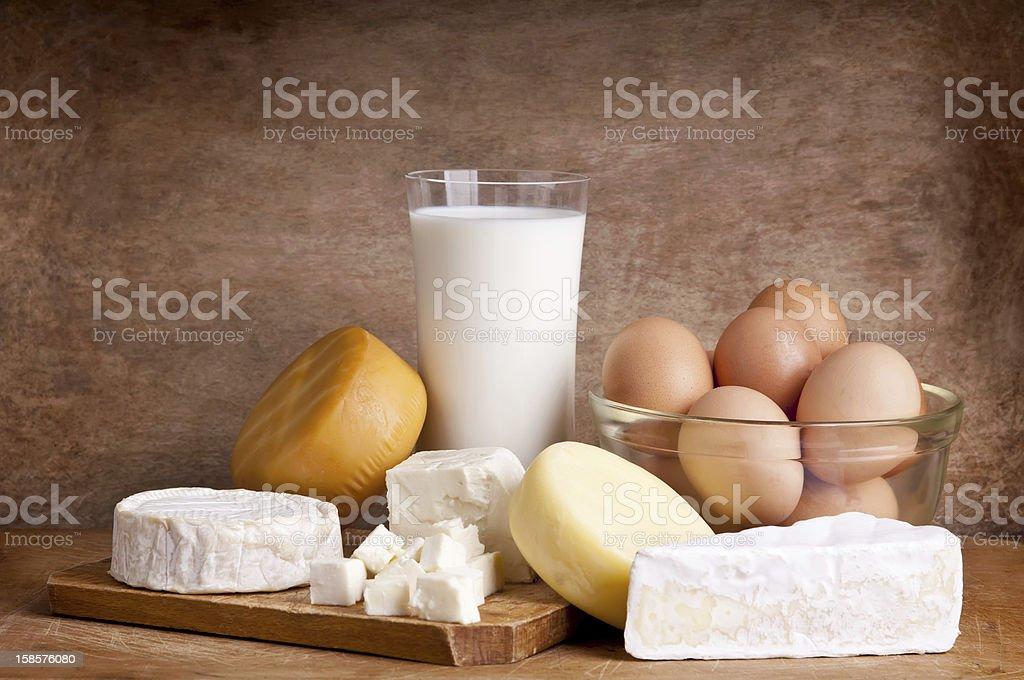 Milchprodukte – Foto