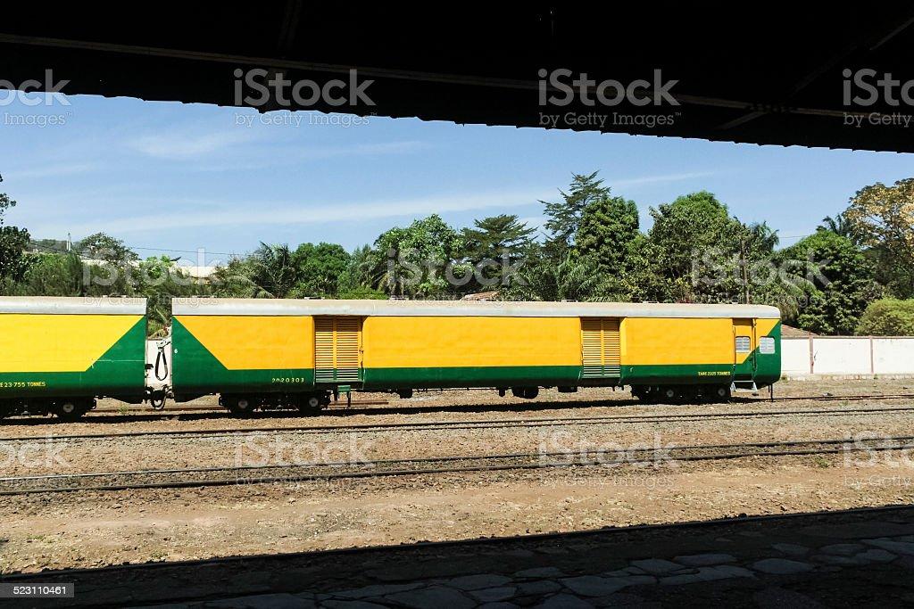 Dakar–Niger Railway, Bamako stock photo