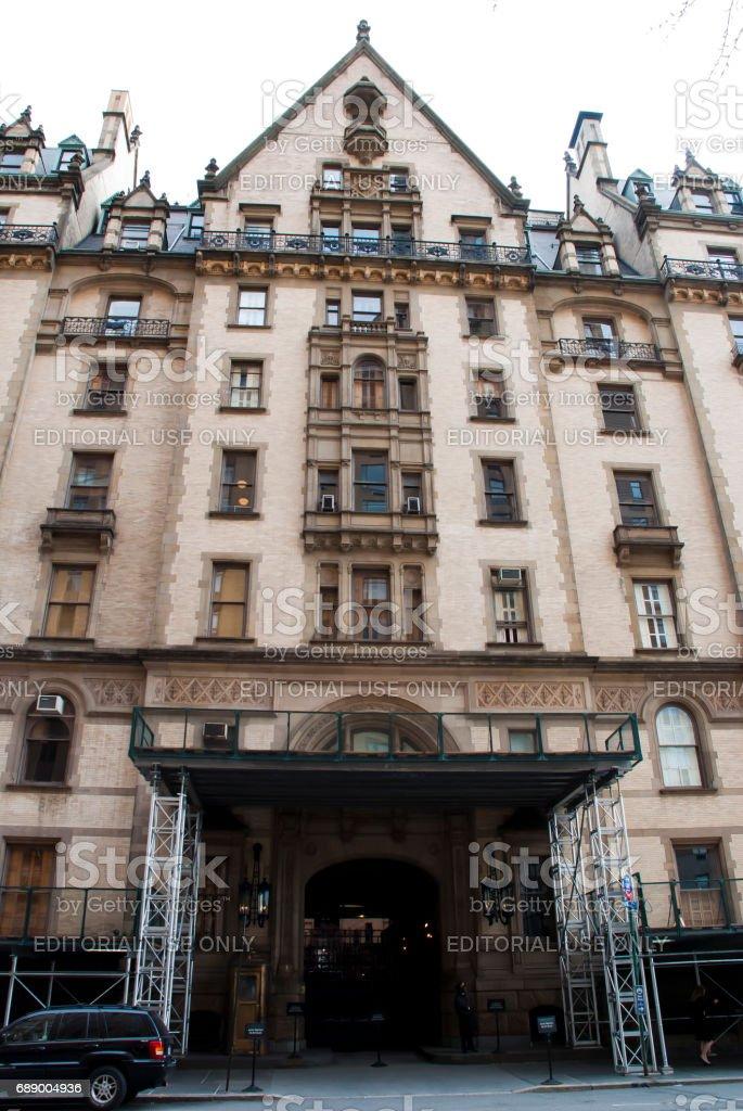 Dakota Building In New York Stock Photo Download Image Now Istock