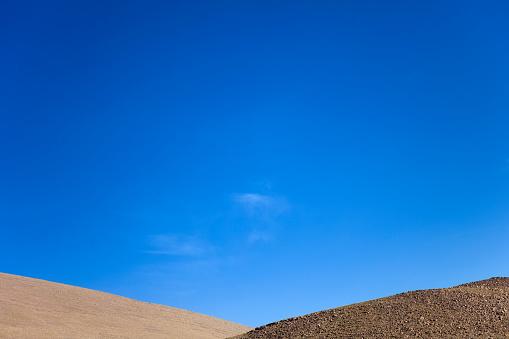 在玻利維亞的大理沙漠 照片檔及更多 乾的 照片