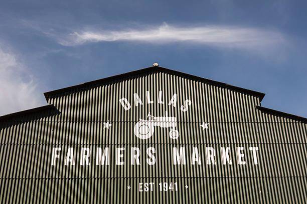 Dallas-Bauernmarkt – Foto