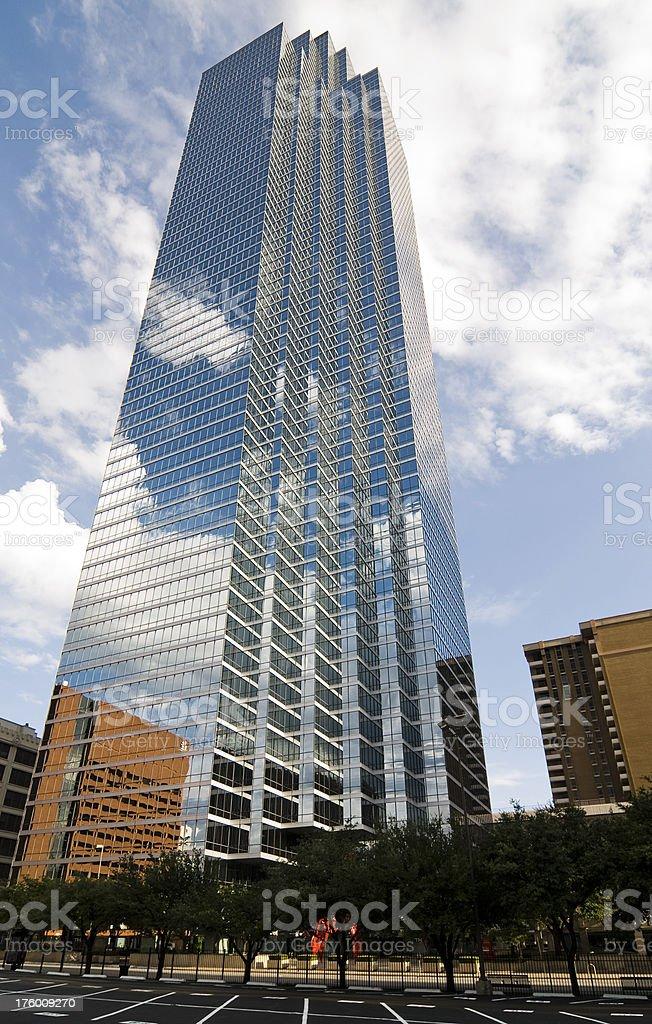 Dallas: Iconic Skyscraper stock photo