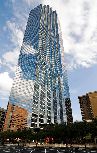 Dallas: Iconic Skyscraper stock photo