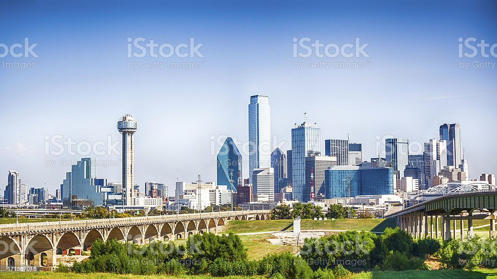 Skyline von Dallas – Foto