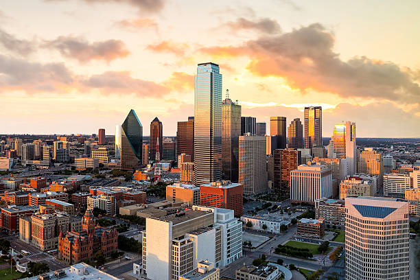 La ville de Dallas, Texas - Photo
