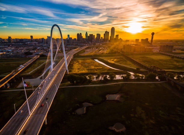 Dallas Texas stock photo