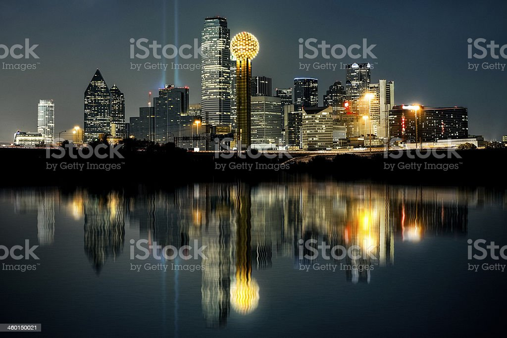 Dallas, TX stock photo
