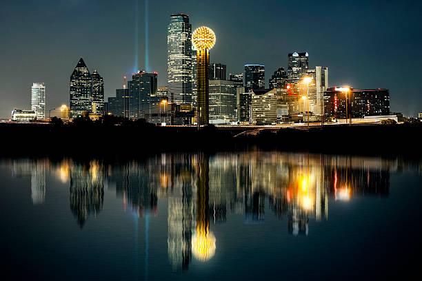 Dallas, TX stock photo