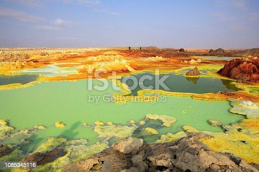 istock Dallol desert 1085345116