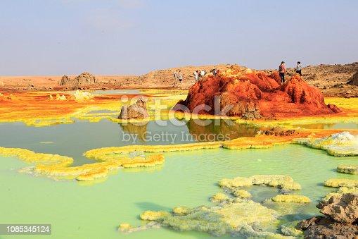 istock Dallol desert 1085345124