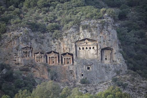 Dalyan Stockfoto en meer beelden van Anatolië