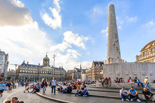 Dam square Amsterdam