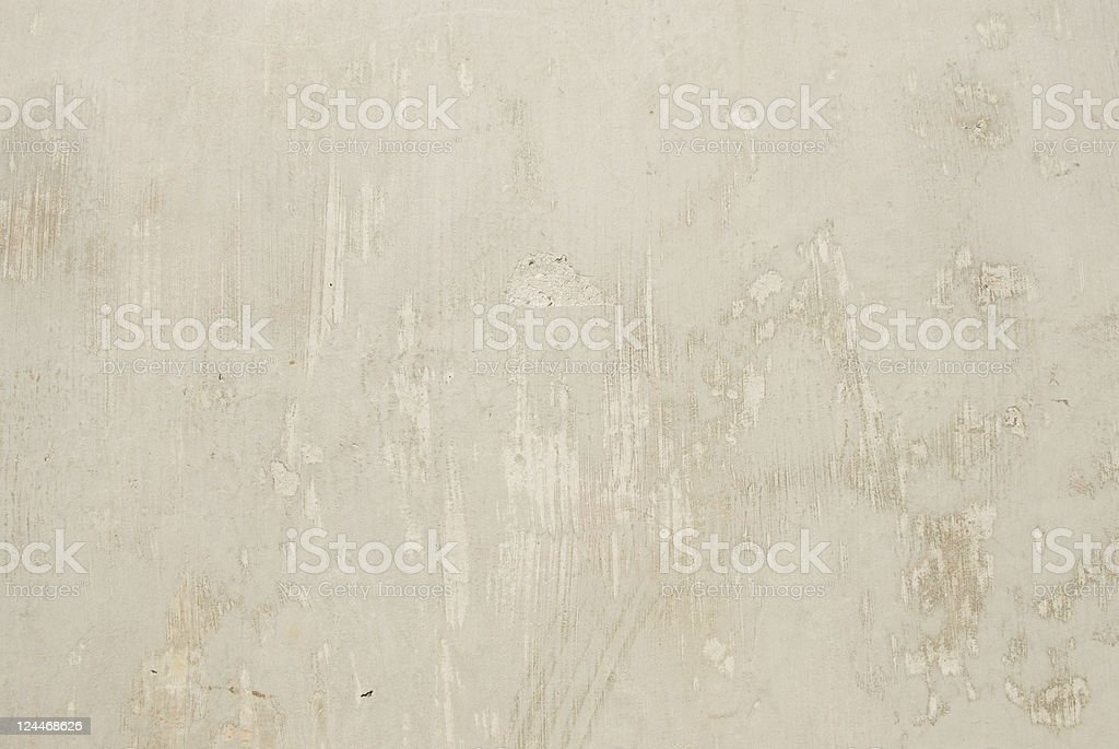 Damaged Concrete royalty-free stock photo