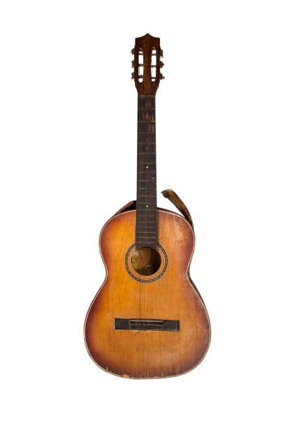 damaged guitar - broken guitar stock photos and pictures