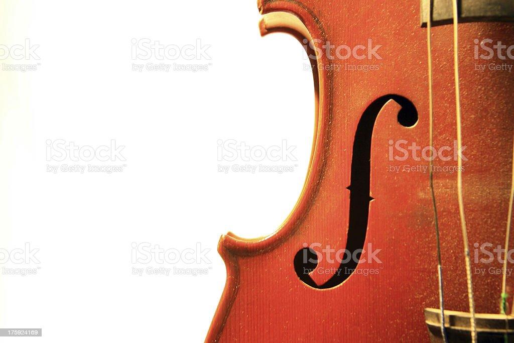 Damaged Instrument royalty-free stock photo