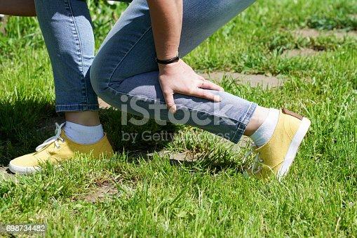 istock damaged leg muscles women 698734482