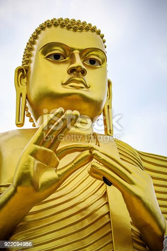 istock Dambulla Golden Temple 922094986