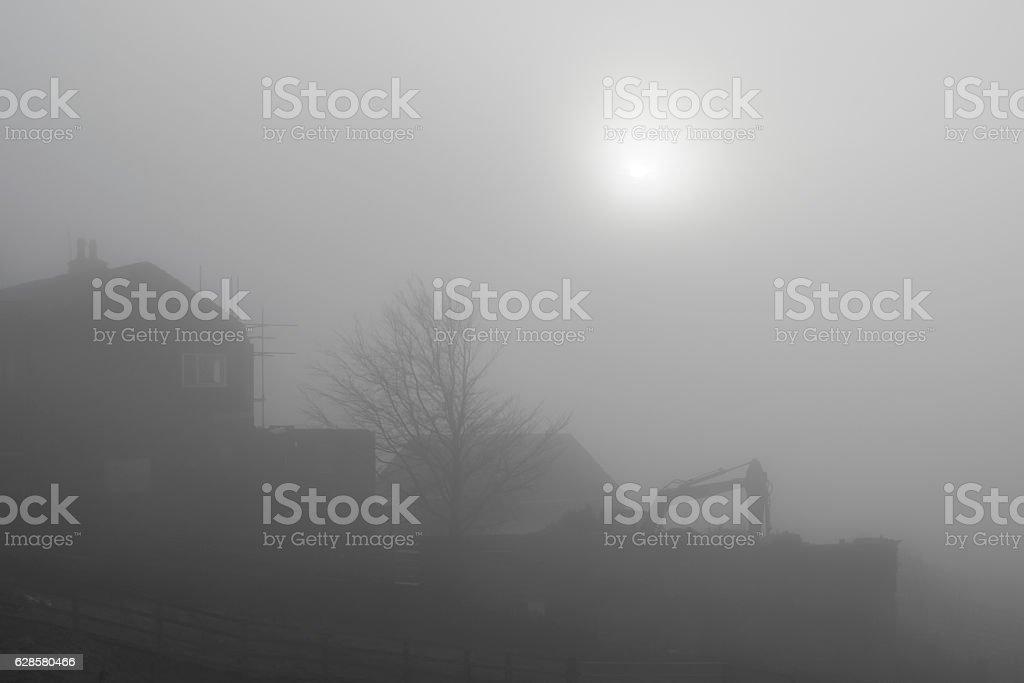 Damp Proofing stock photo