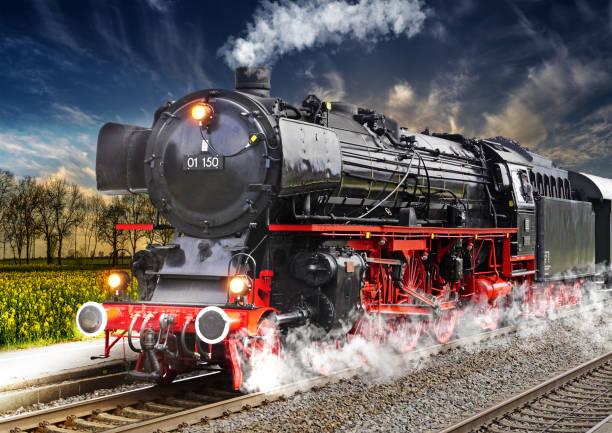 dampflok - järnvägsvagn tåg bildbanksfoton och bilder
