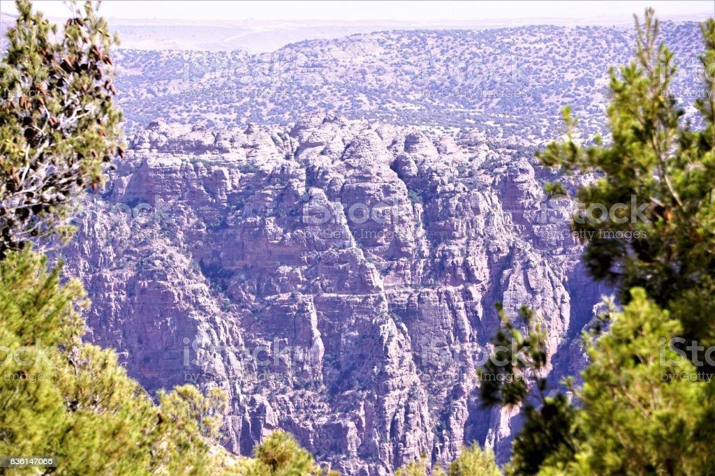 Dana Mountains stock photo