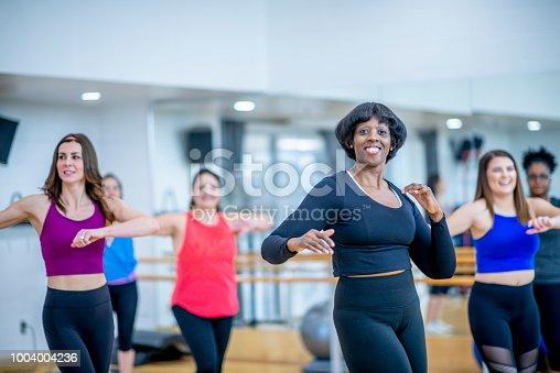 897892972 istock photo Dance Class 1004004236