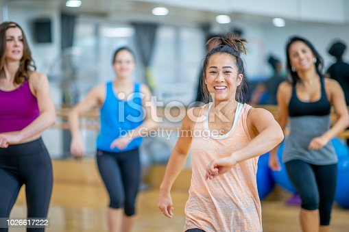 897892972 istock photo Dance Class 1026617222