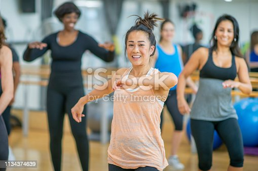 1134374666 istock photo Dance Class 1134374639