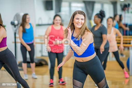 897892972 istock photo Dance Class 897892966