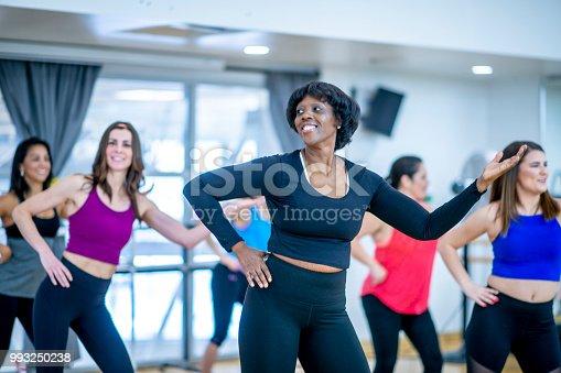 897892972 istock photo Dance Class 993250238