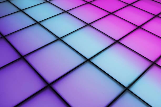 Dance Floor Background stock photo