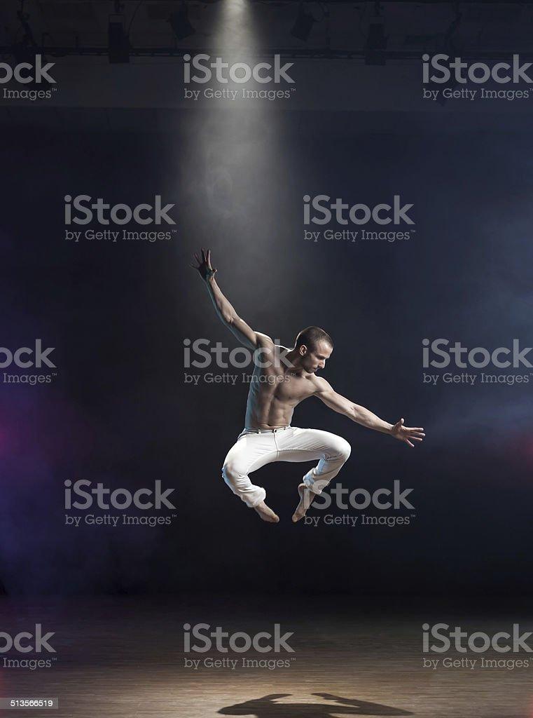 Dance is Power! stock photo