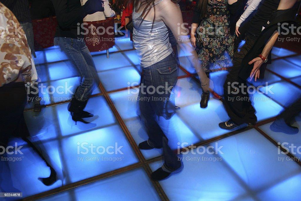 dance night club royalty-free stock photo