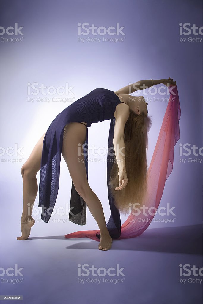 dance royalty free stockfoto