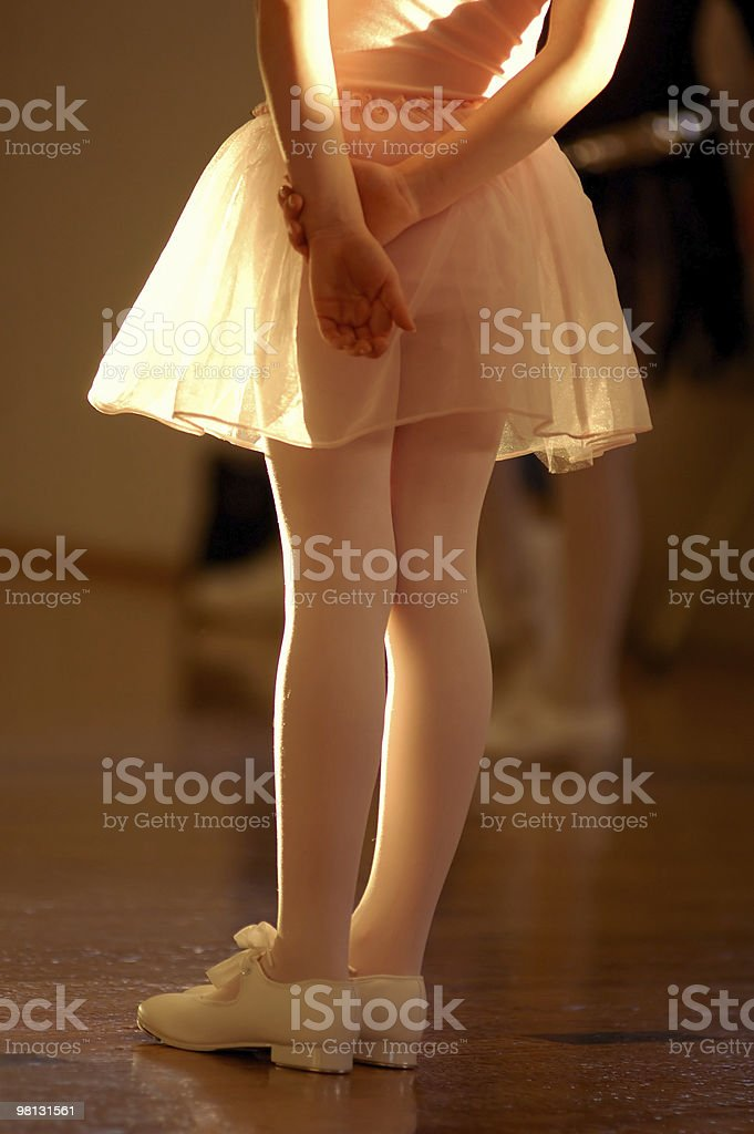 dance rehearsal royalty-free stock photo