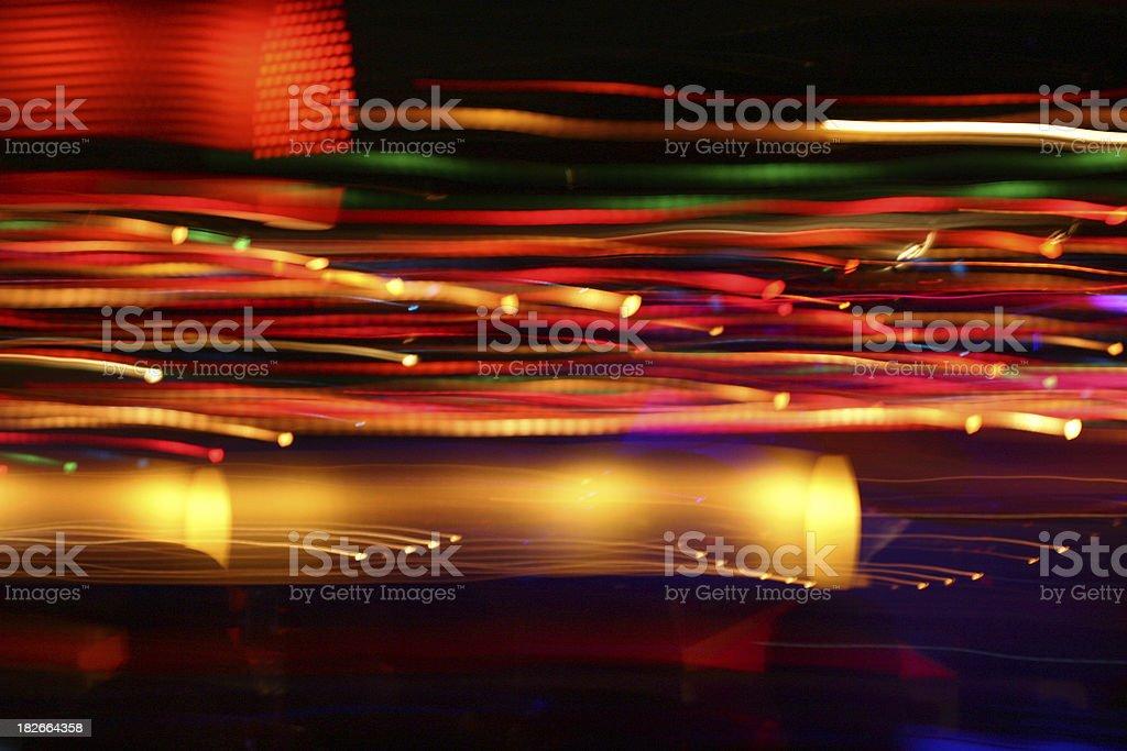 dance  - speed of light royalty-free stock photo