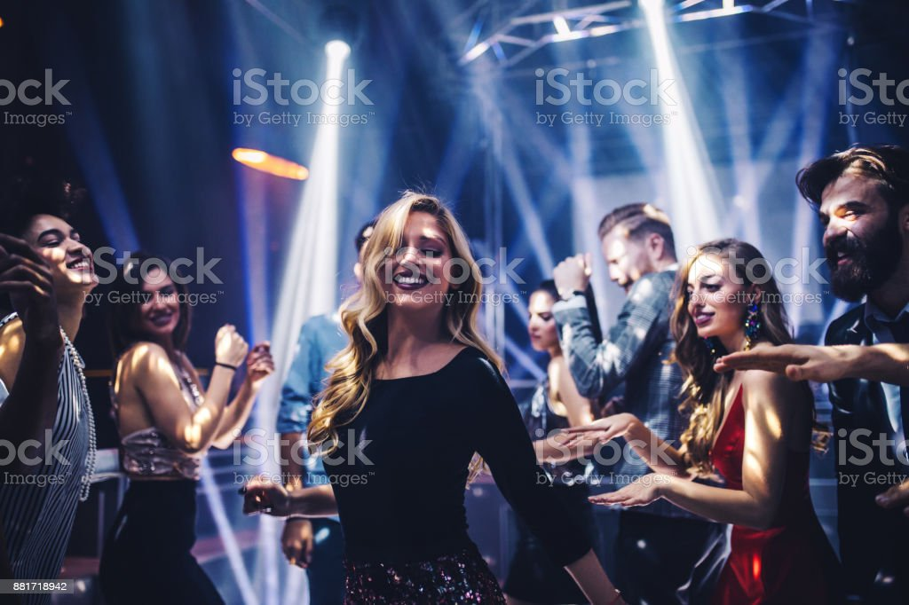 Tanzen Sie die ganze Nacht – Foto