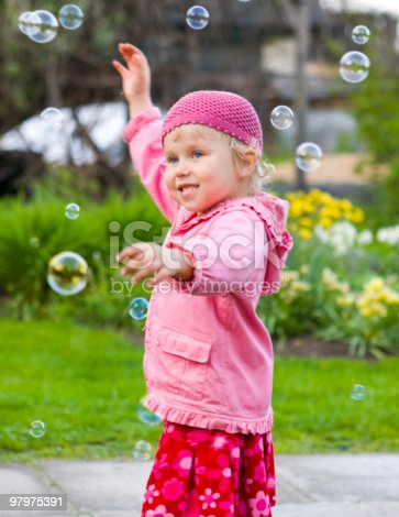 507271044istockphoto Dance with bubbles 97975391