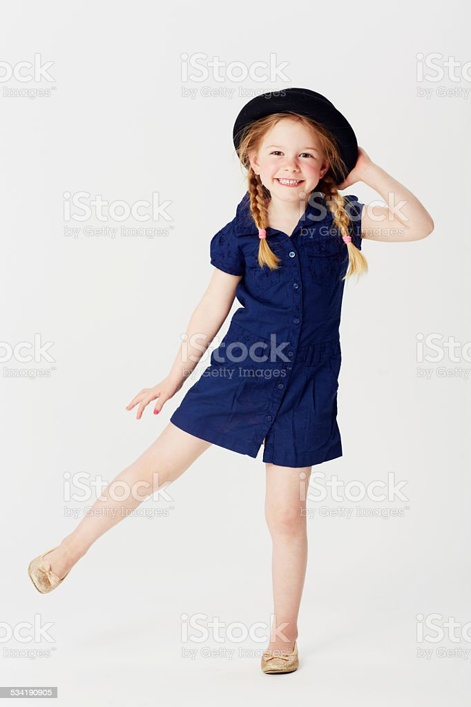 Dance with me! stock photo