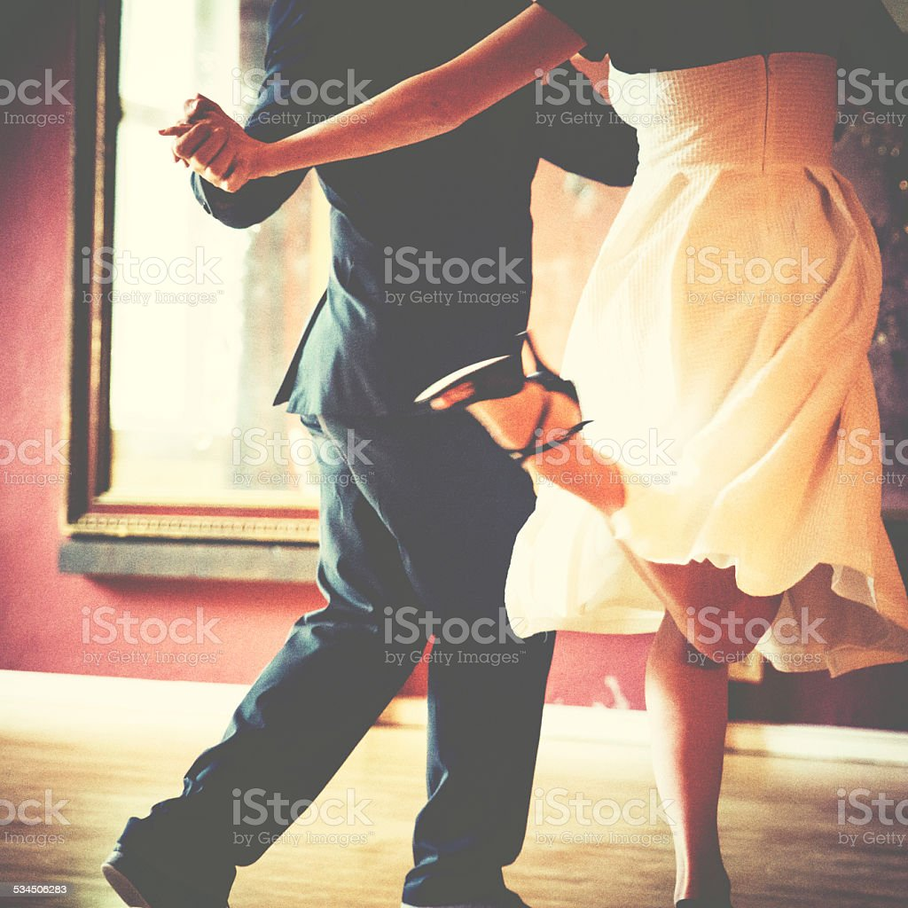 Dance with me royalty-free stock photo