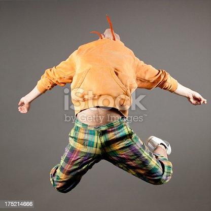 664626542 istock photo dancer jumping 175214666