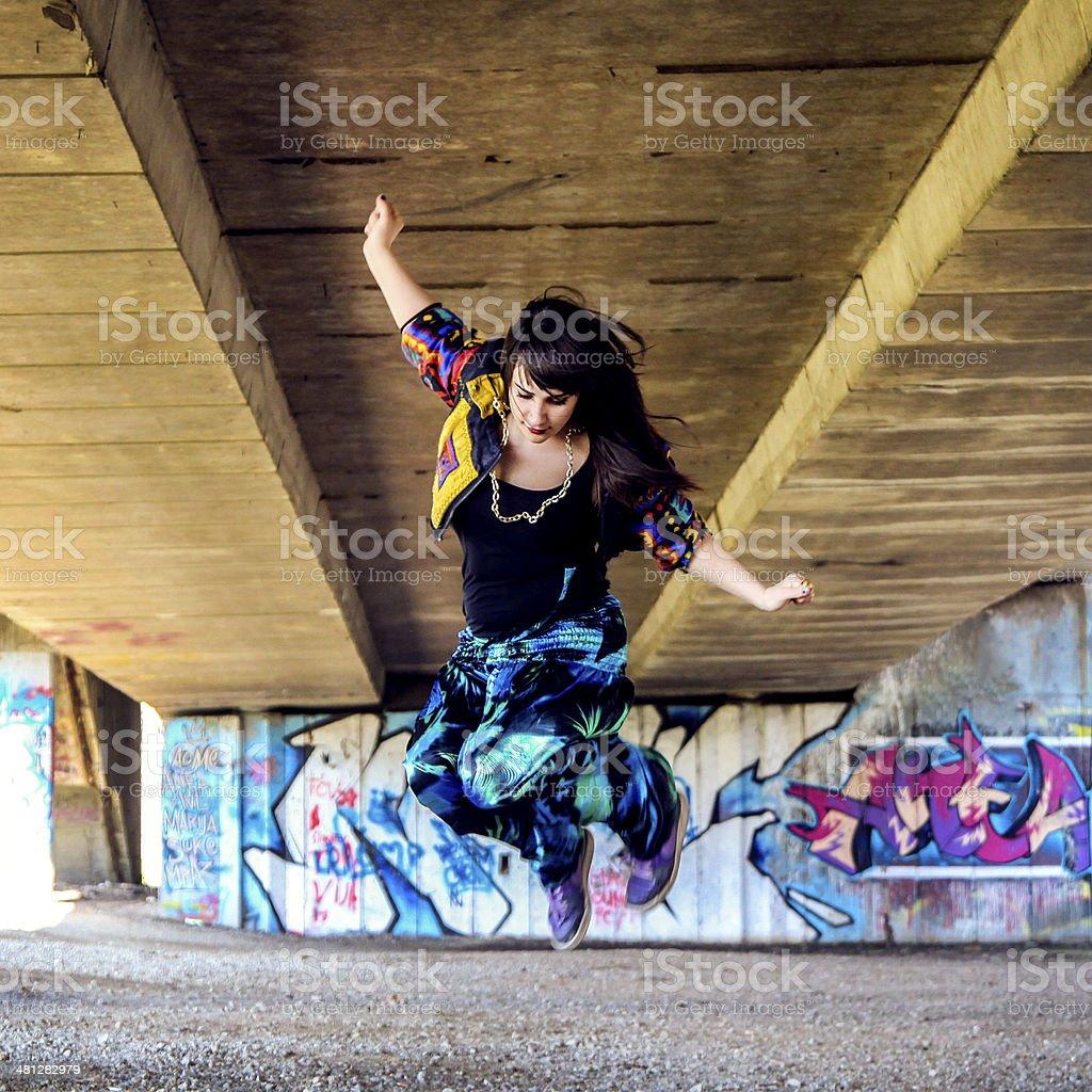 Dançarino - foto de acervo
