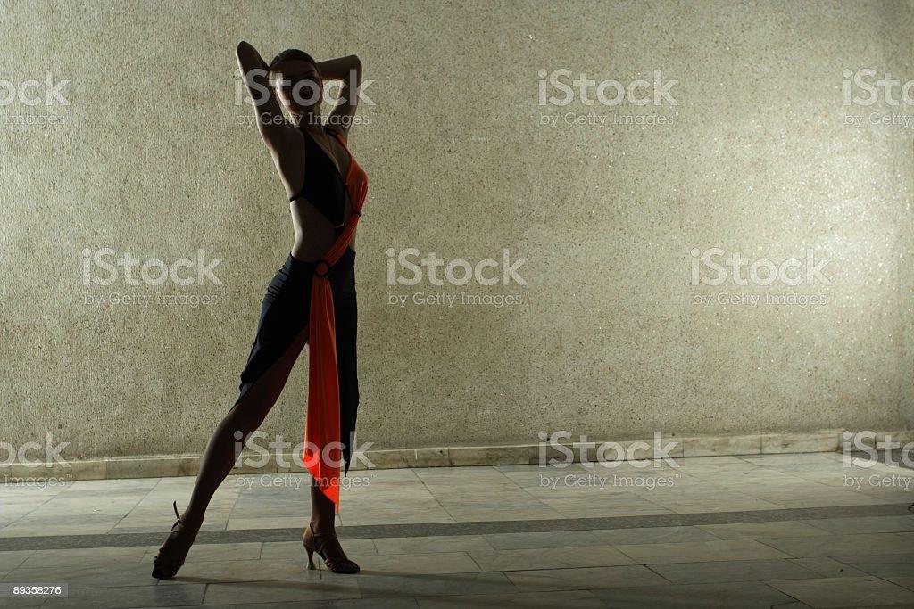 Tancerz zbiór zdjęć royalty-free