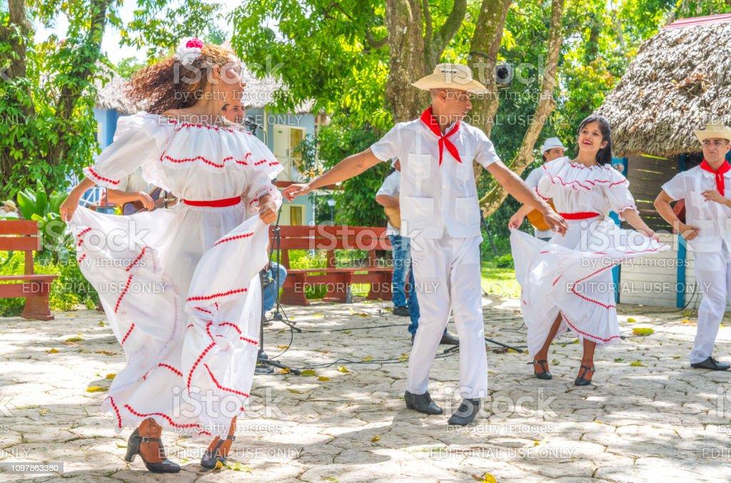 In kubanischer Kultur