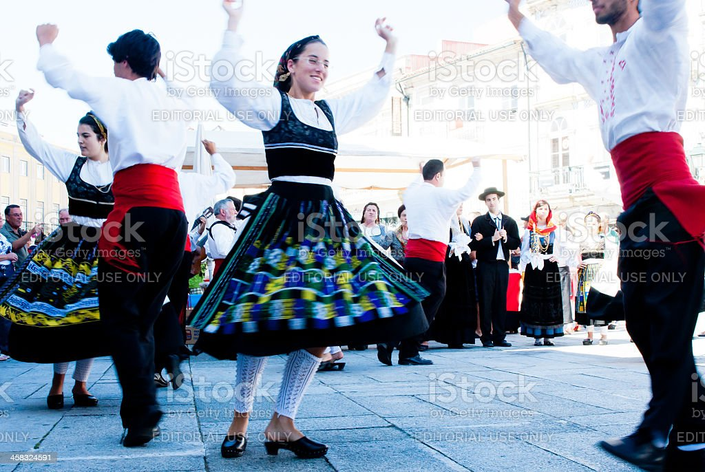 Dances stock photo