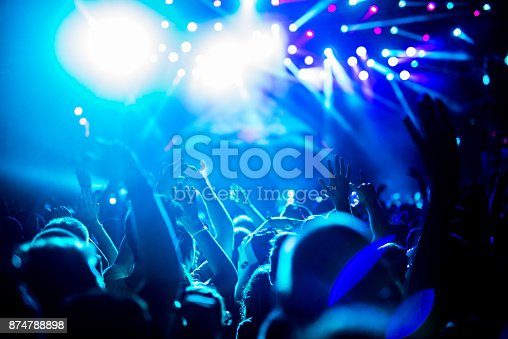 istock Dancing all the time 874788898