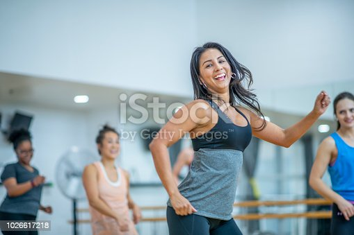 897892972 istock photo Dancing And Smiling 1026617218