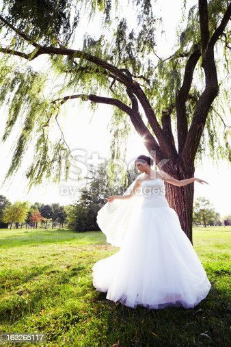 1054970060istockphoto Dancing bride 163265117